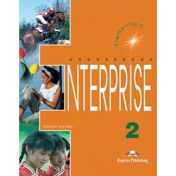Підручник Enterprise 2 Coursebook