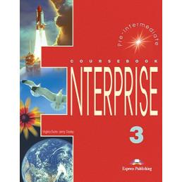 Підручник Enterprise 3 Coursebook