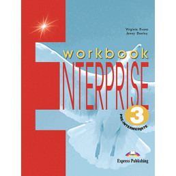 Зошит Enterprise 3 Workbook