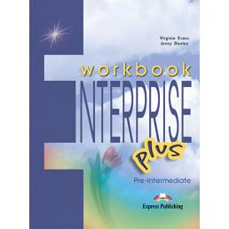 Зошит Enterprise Plus Workbook