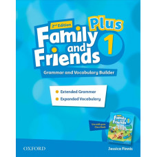 Граматика Family and Friends 2nd Edition 1 Plus Grammar and Vocabulary Builder