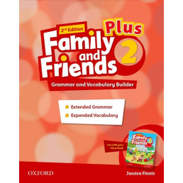 Граматика Family and Friends 2nd Edition 2 Plus Grammar and Vocabulary Builder