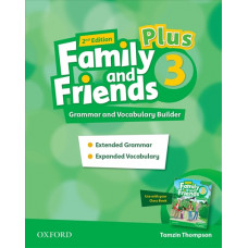 Граматика Family and Friends 2nd Edition 3 Plus Grammar and Vocabulary Builder
