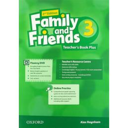 Книга вчителя Family and Friends 2nd Edition 3 Teacher's Book Plus
