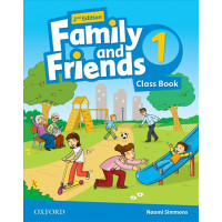 Family and Friends 2nd Edition