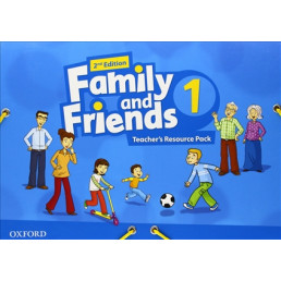Ресурсні матеріали Family and Friends 2nd Edition 1 Teacher's Resource Pack
