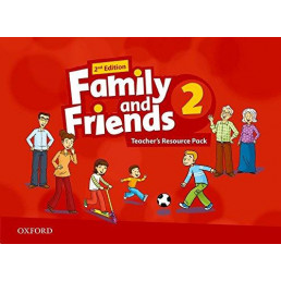 Ресурсні матеріали Family and Friends 2nd Edition 2 Teacher's Resource Pack
