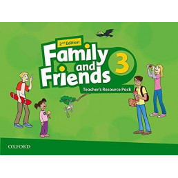 Ресурсні матеріали Family and Friends 2nd Edition 3 Teacher's Resource Pack