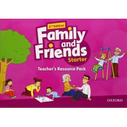 Ресурсні матеріали Family and Friends 2nd Edition Starter Teacher's Resource Pack