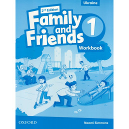 Зошит Family and Friends 2nd Edition 1 Workbook