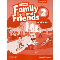 Зошит Family and Friends 2nd Edition 2 Workbook