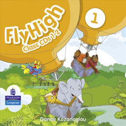 Аудіо диск Fly High 1 Ukraine Audio CD