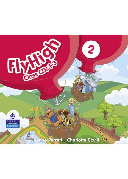 Fly High 2 Ukraine Audio CD