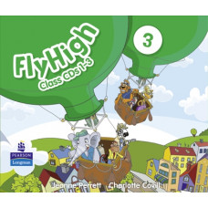 Аудіо диск Fly High 3 Ukraine Audio CD