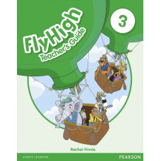 Книга вчителя Fly High 3 Ukraine Teacher's Book