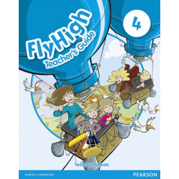 Книга вчителя Fly High 4 Ukraine Teacher's Book