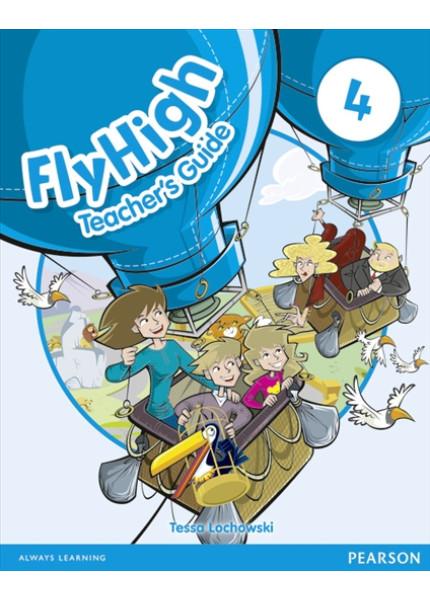 Fly High 4 Ukraine Teacher's Book