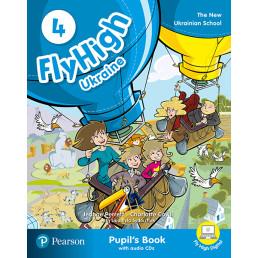 Підручник Fly High 4 Ukraine Pupil's Book