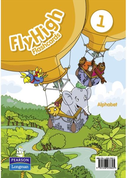 Fly High 1 Alphabet Flashcards