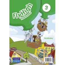 Картки Fly High 3 Vocabulary Flashcards