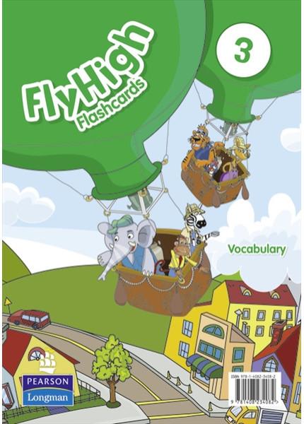 Fly High 3 Vocabulary Flashcards