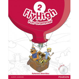 Підручник Fly High 2 Fun Grammar Pupil's Book