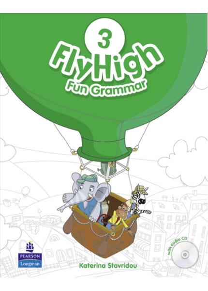 Fly High 3 Fun Grammar Pupil's Book