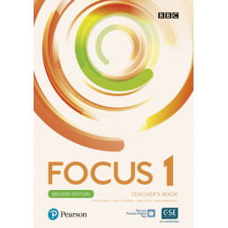 Книга вчителя Focus 2nd Edition 1 Teacher's Book