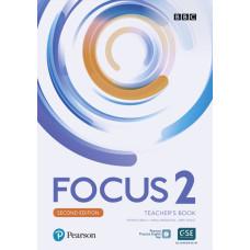 Книга вчителя Focus 2nd Edition 2 Teacher's Book