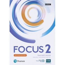 Книга вчителя Focus 2nd Edition 2 Teacher's Book