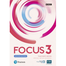 Книга вчителя Focus 2nd Edition 3 Teacher's Book