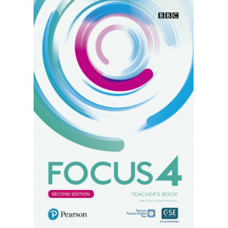 Книга вчителя Focus 2nd Edition 4 Teacher's Book