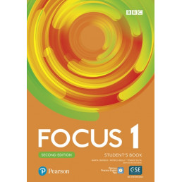 Підручник Focus 2nd Edition 1 Student's Book