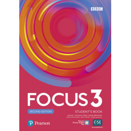 Підручник Focus 2nd Edition 3 Student's Book