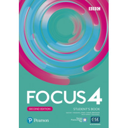 Підручник Focus 2nd Edition 4 Student's Book
