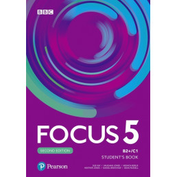 Підручник Focus 2nd Edition 5 Student's Book