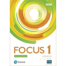 Зошит Focus 2nd Edition 1 Workbook