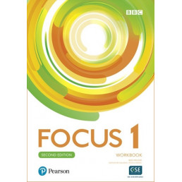 Зошит Focus 2nd Edition 1 Workbook