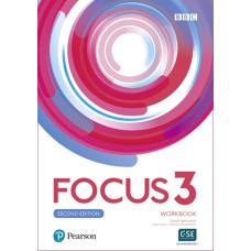 Зошит Focus 2nd Edition 3 Workbook