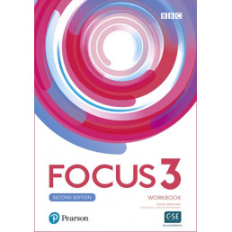 Зошит Focus 2nd Edition 3 Workbook