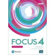 Зошит Focus 2nd Edition 4 Workbook