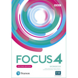 Зошит Focus 2nd Edition 4 Workbook