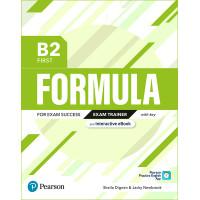 Зошит Formula B2 First Exam Trainer