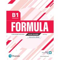 Зошит Formula B1 Preliminary Exam Trainer