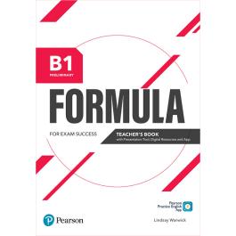 Книга вчителя Formula B1 Preliminary Teacher's Book