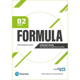 Книга вчителя Formula B2 First Teacher's Book