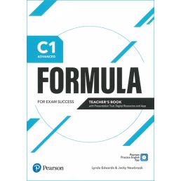 Книга вчителя Formula C1 Advanced Teacher's Book