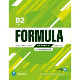 Підручник Formula B2 First Coursebook
