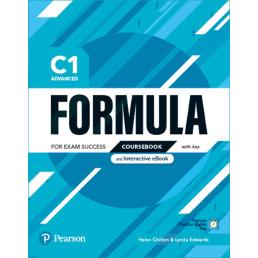 Підручник Formula C1 Advanced Coursebook