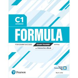 Зошит Formula C1 Advanced Exam Trainer